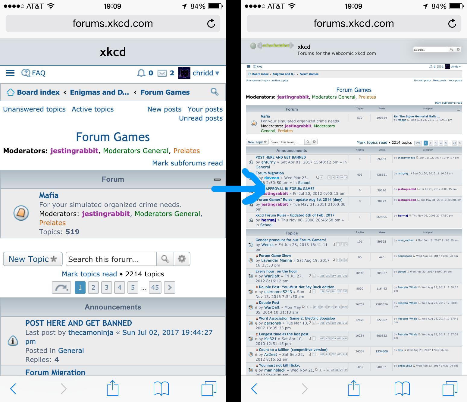 Bookmarklets, user scripts, etc